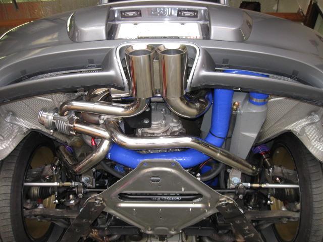 Tpc Racing S Cayman S Turbo Porschebahn Weblog