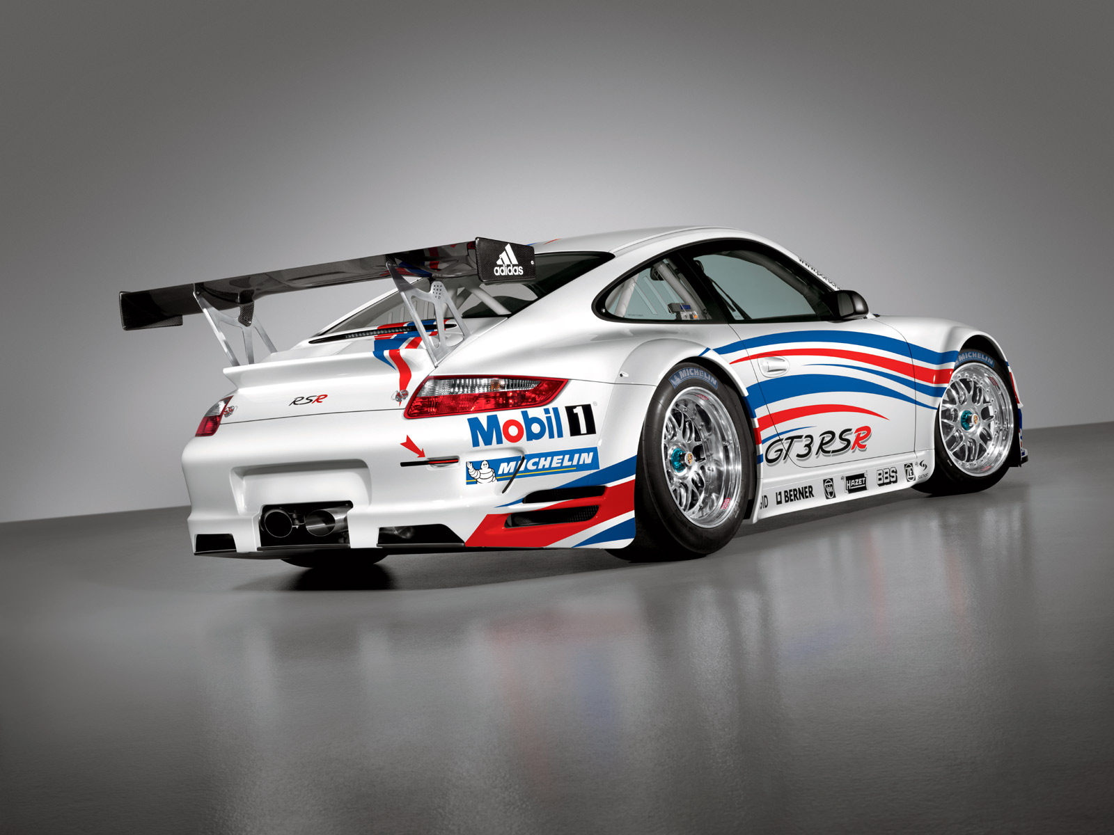 Porsche GT3 RSR Race Car | Porschebahn Weblog