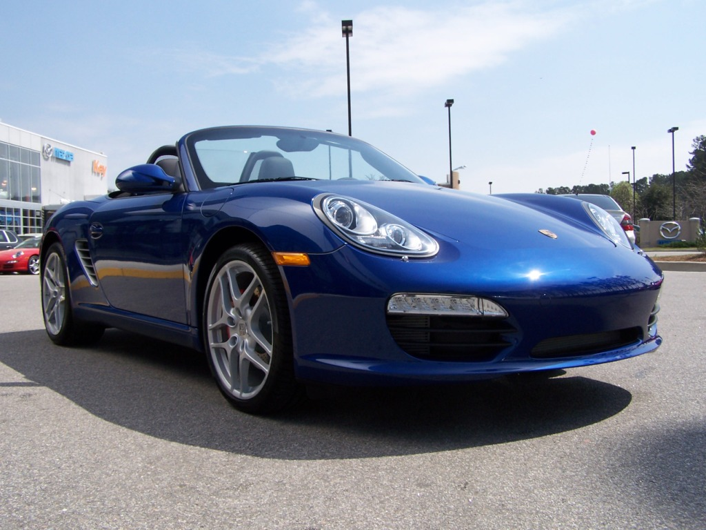 2009 porsche boxster s in aqua blue with black interior and pdk transmission porschebahn weblog. Black Bedroom Furniture Sets. Home Design Ideas