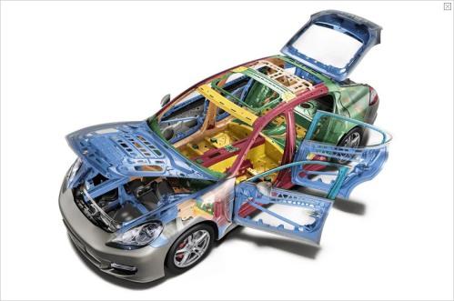 panamera-chassis-cutaway1