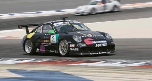 Porsche Mobil 1 Supercup Bahrain 2009