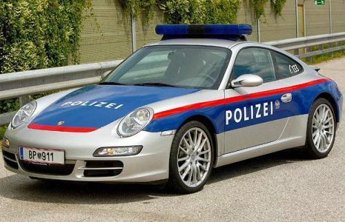 porsche_austria-police-car