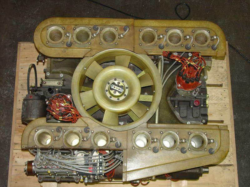 Porsche 917 Engine Pictures Porschebahn Weblog