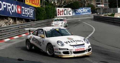 Porsche Mobil 1 Supercup Monaco 2009