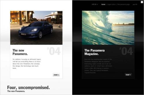 panamera-web-site