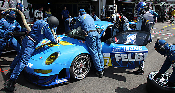 Le Mans Series Round 2 At Spa-Francorchamps Race Report