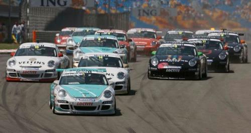 Porsche Mobil 1 Supercup Türkei 2009