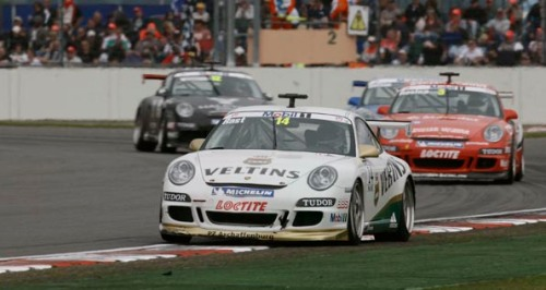 Porsche Mobil 1 Supercup Großbritannien 2009