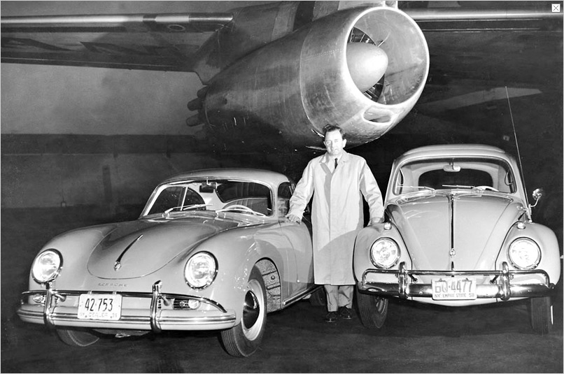 Porsche Museum Presents Special Exhibition Of Rare Vw