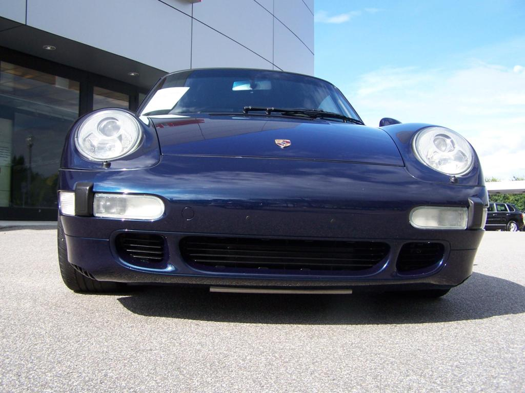 Rusnak Porsche Westlake >> 1997 Porsche 993 Turbo in Ocean Blue   Porschebahn Weblog
