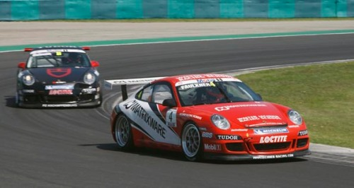 Porsche Mobil 1 Supercup Ungarn 2009
