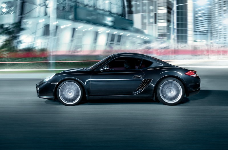 Porsche Cayman S Voted Motor Trends Best Drivers Car For 2009