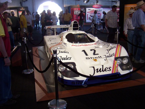 On Display at Monterey Historics