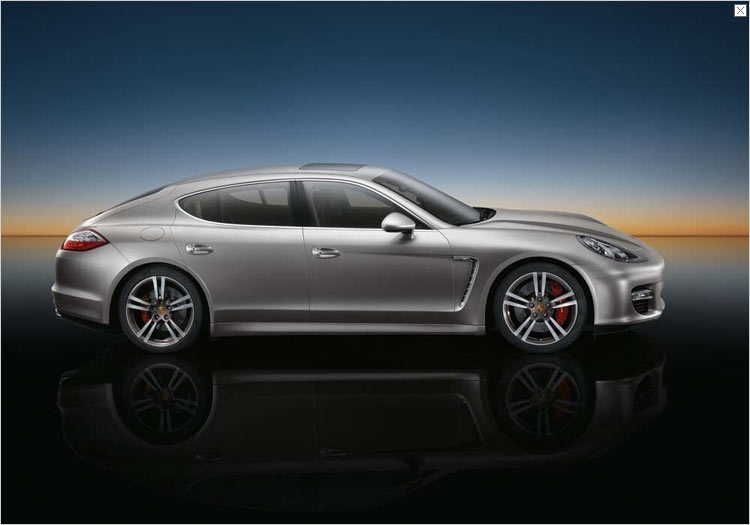 20 Turbo Ii Wheel Now Available For Panamera