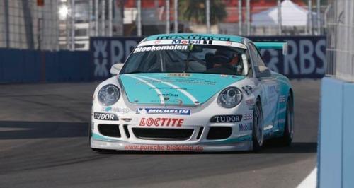 Porsche Mobil 1 Supercup Spanien 2009