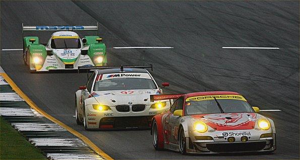 Porsche Clinches ALMS Manufacturers Title At Petit Le Mans