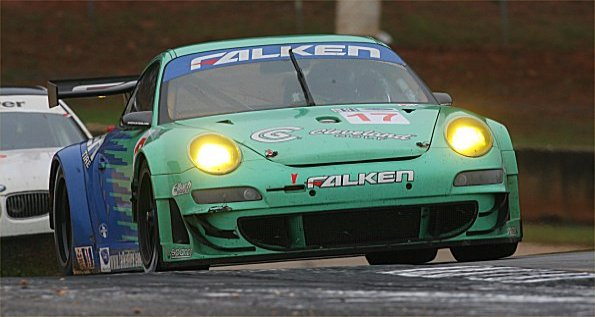 Race Report For American Le Mans Series Round 9 At ALMS Petit