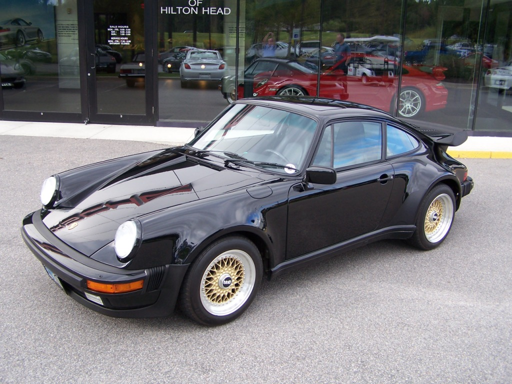 1987 Porsche 930 Turbo With Only 23 664 Miles