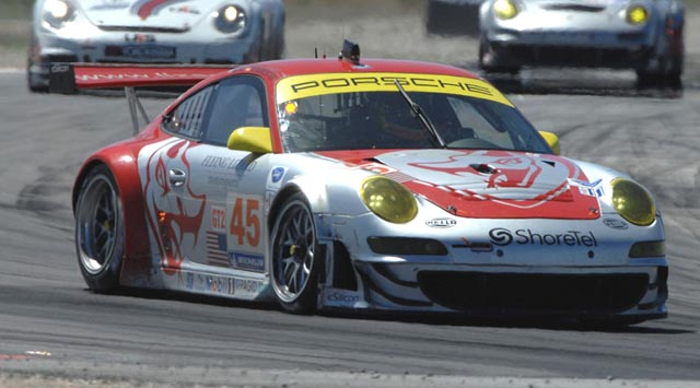 Race Report For American Le Mans Series Round Ten At Monterey Sports Car Championships