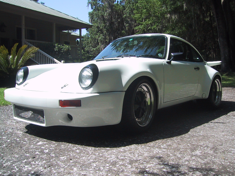 1975 Porsche Carrera IROC Replica Track Car For Sale | Porschebahn ...