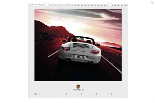 Porsche Calendar 1