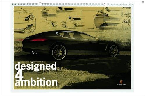 Porsche calendar 2