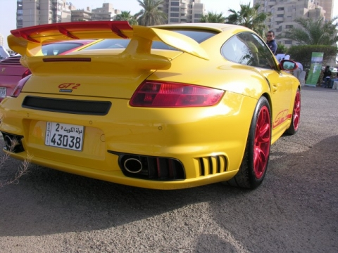 yellow gt2 c