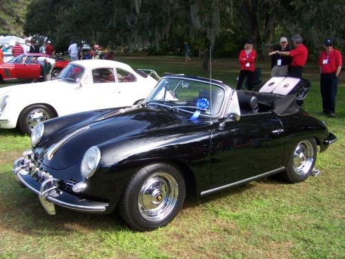 1963 porsche 356 cabrio super 90