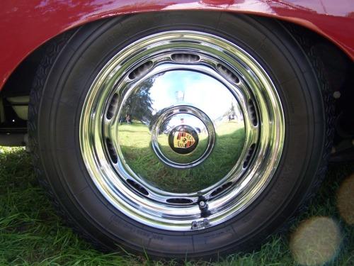 1962 porsche 356 twin grill roadster