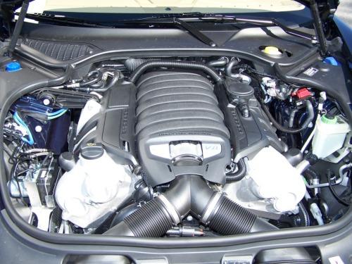 porsche panamera s engine