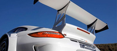 2010 Porsche GT3 R