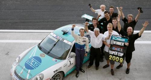Porsche Mobil 1 Supercup Italien 2009