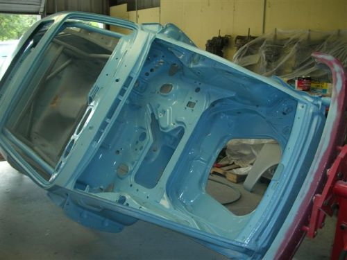 1977 PORSCHE 911 S GULF BLUE