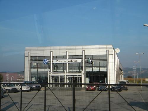 Kosovo Porsche Dealer