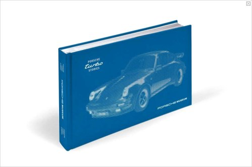 PORSCHE TURBO STORIES - BOOK