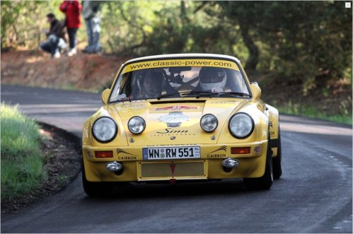 walter rohrl Rally Costa Brava Historic