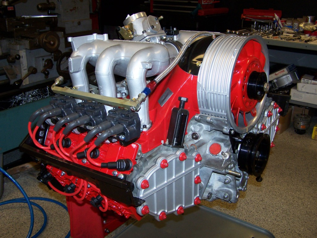 3 8 Liter Porsche 964 Engine Convertion Porschebahn Weblog