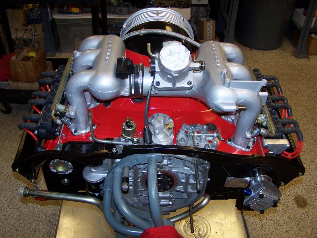 3 8 liter porsche 964 engine convertion porschebahn weblog. Black Bedroom Furniture Sets. Home Design Ideas