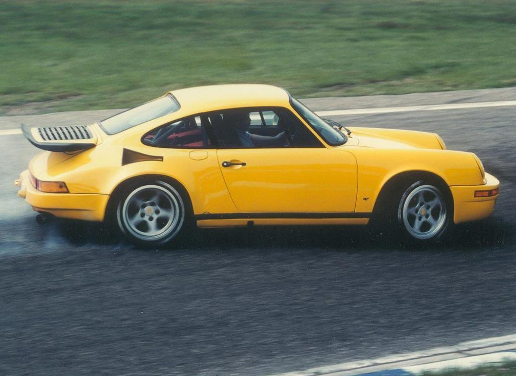 Video Of Ruf Ctr Yellowbird On Nurburgring Porschebahn