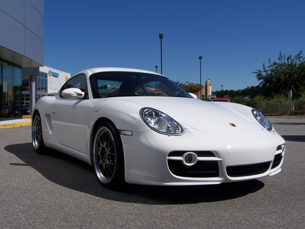 2006 porsche cayman s in carrera white porschebahn weblog. Black Bedroom Furniture Sets. Home Design Ideas