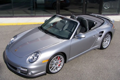 2010 porsche 911 turbo cab