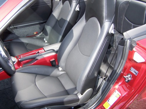 2010 Porsche Turbo Cab Ruby Red