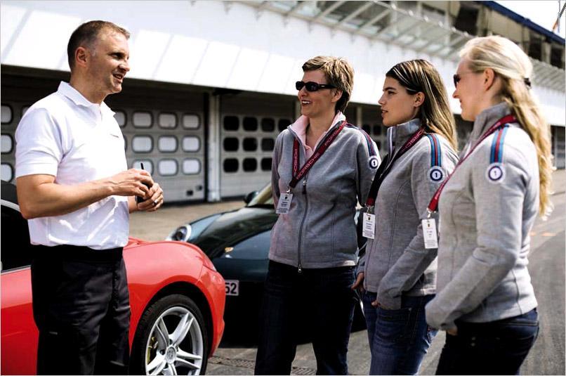 Porsche Sport Driving School And Porsche Travel Club Wide