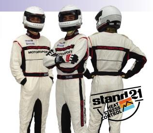 Stand 21 Official Porsche Motorsport Racewear