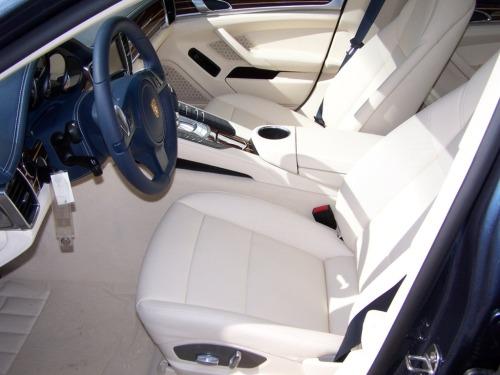 2010 porsche panamera yachting blue