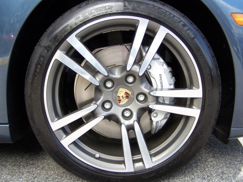 "Porsche 20"" Turbo II Wheel"
