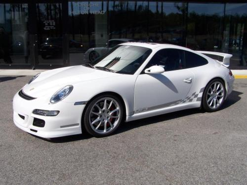 2007 Porsche GT3 Carrera White
