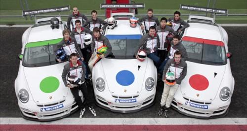 porsche motorsports talent