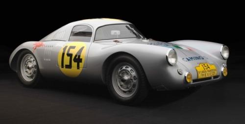 1953 Porsche 550 Le Mans, La Carrera Panamerica Coupe