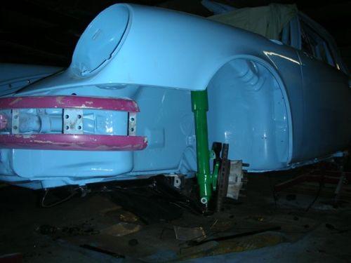 Gulf Blue 911S